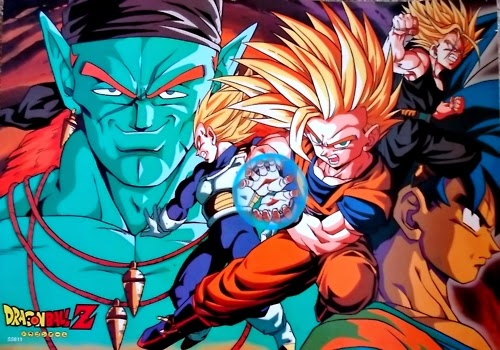 dbz movie 9 bojack rebound in hindi image
