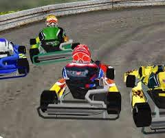 Go Kart Yarışı Yeni