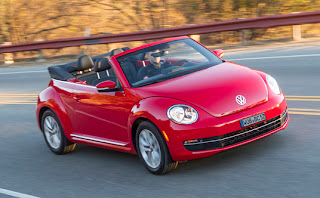 Dream13Cars: Test Volkswagen Beetle Cabriolet 1.4 TSI 160 Sport - The