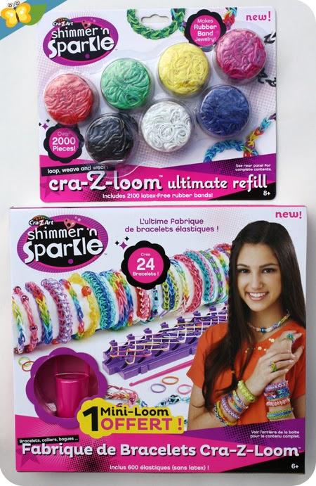 Fabrique à bracelets Cra-Z-Loom