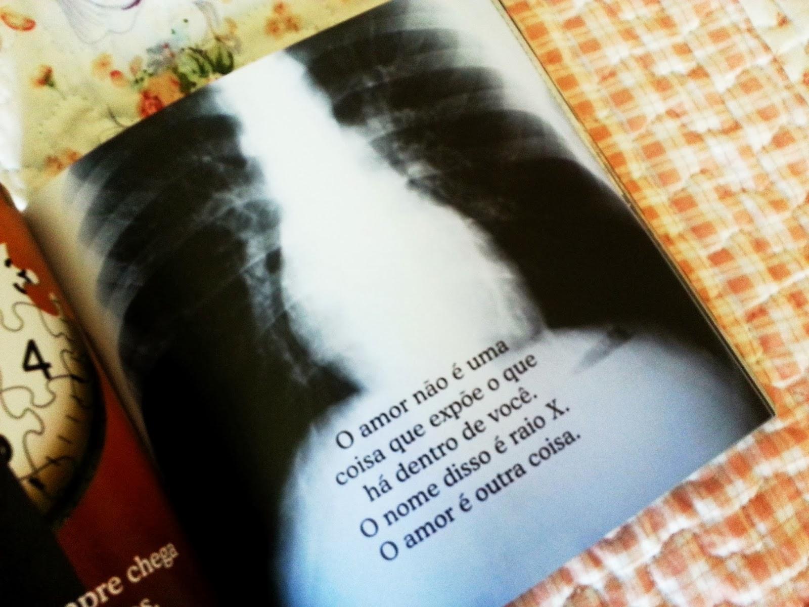 Universo Dos Leitores O Amor é Outra Coisa De Edson Aran