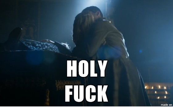#GameOfThrones Lannisters Holy Fuck Meme