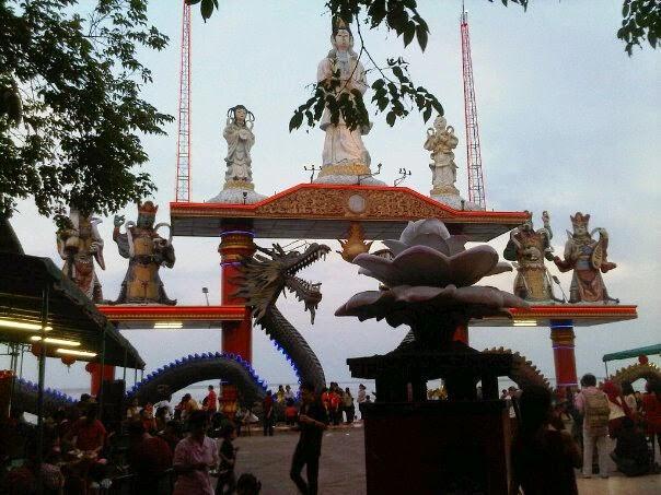Vihara Sanggar Agung - Surabaya