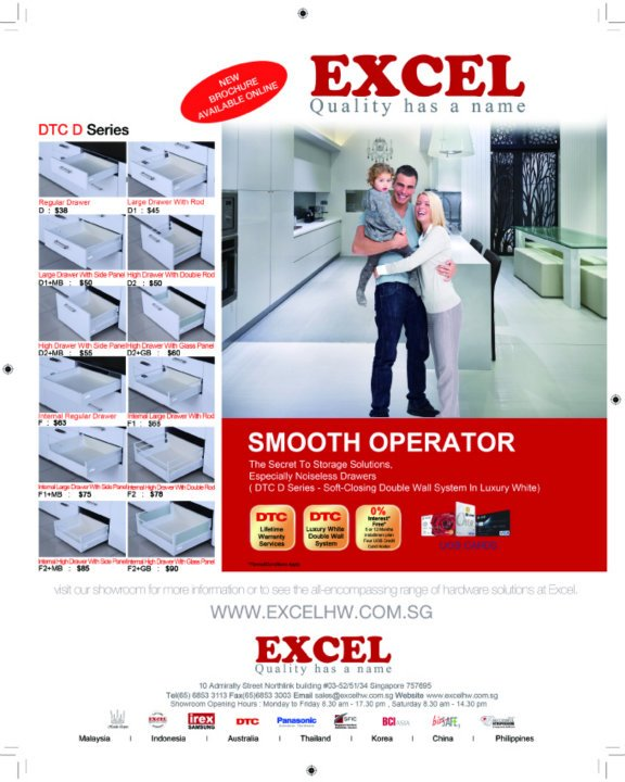 Quality Has A Name Dtc Soft Closing Drawer Runner