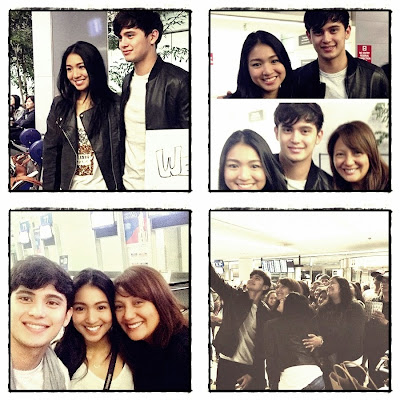 JaDine Finally Invades San Francisco
