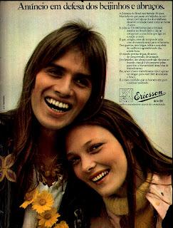 .1974.anos 70. década de 70. os anos 70; propaganda na década de 70; Brazil in the 70s, história anos 70; Oswaldo Hernandez;