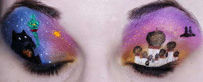Creative Eyelid Artwork by Katie Alves (15) 3