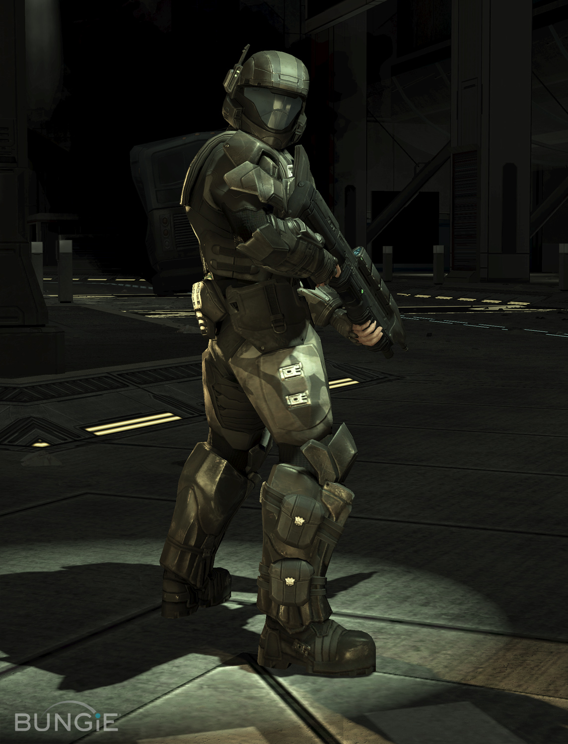 Scott 39 s boredom escape top 10 halo characters - Halo odst images ...