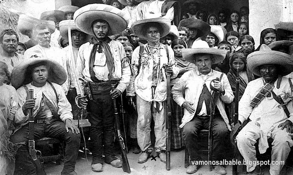 blanco negro mexicana