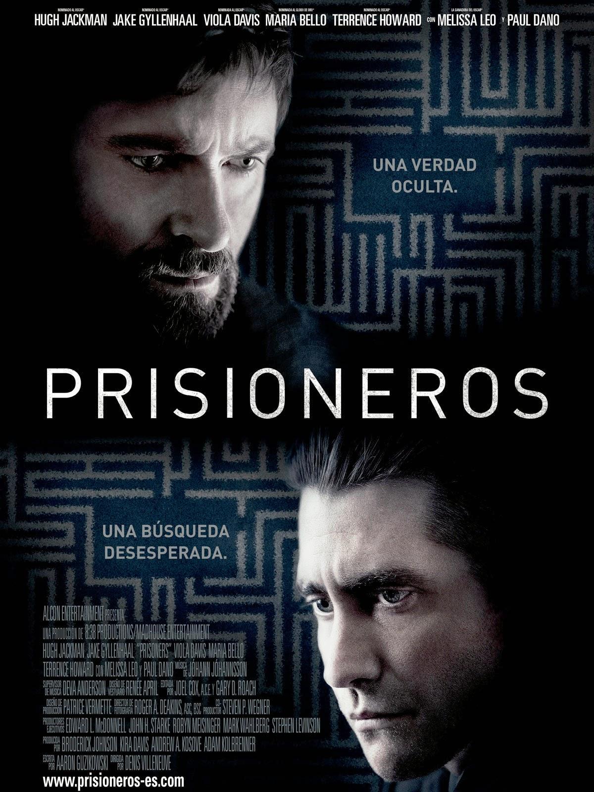 Prisioneros, Denis, Villeneuve