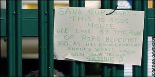 Allerton Bywater church closure