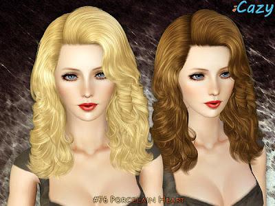 Los Sims 3 Pekesims Los Sims 3 pack peinados de mujer adulta