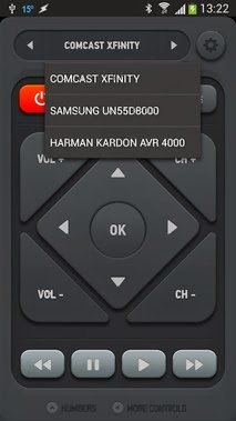 Smart IR Remote - Samsung/HTC Apk free download