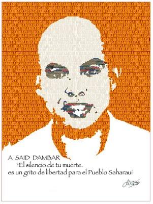 Recogida de firmas CAMPAÑA INTERNACIONAL DE APOYO A LA FAMILIA DEL MÁRTIR SAHARAUI SAID DAMBA