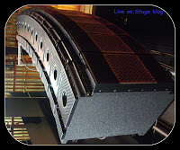 LISA-S line array Mario Di Cola Sonique