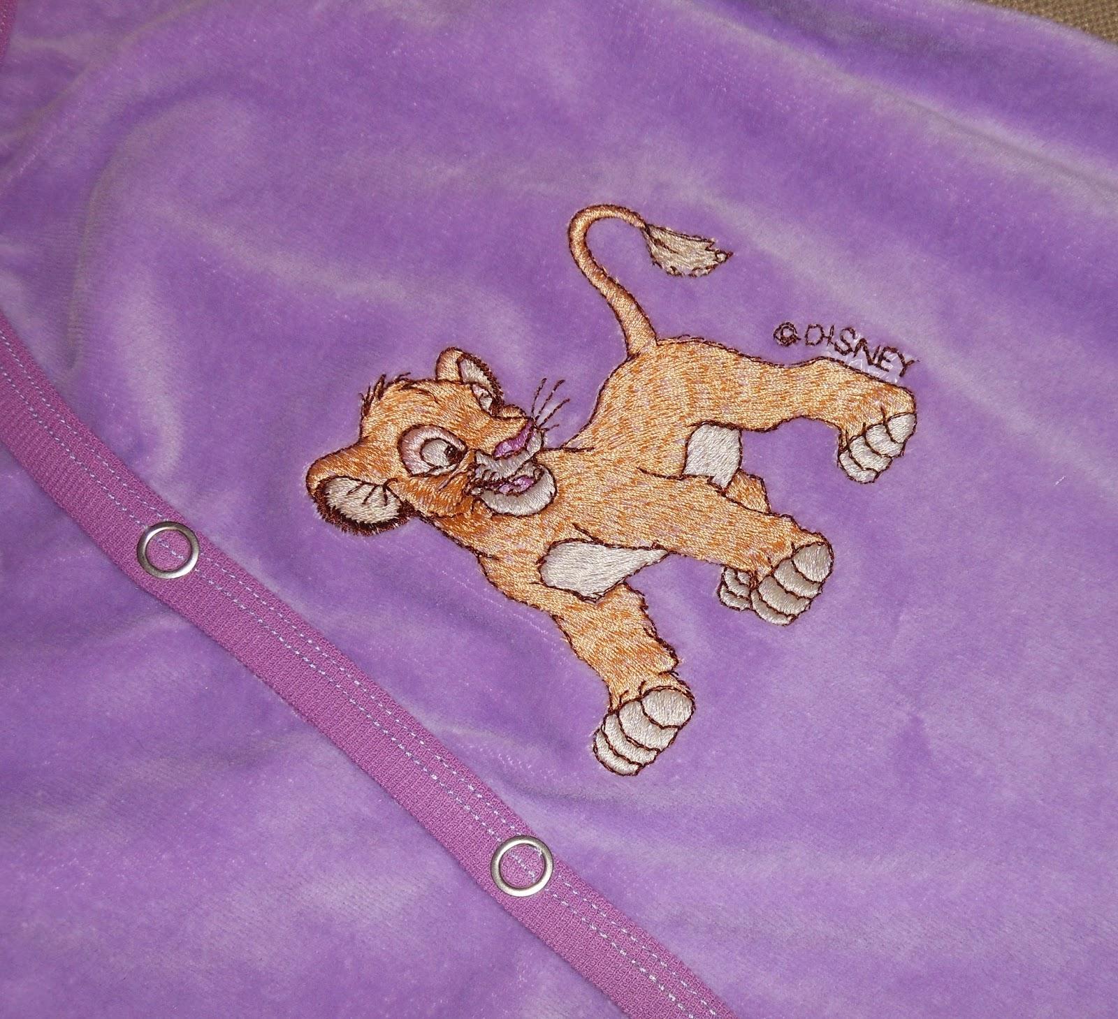 король лев, вышивка, вышивка для детей