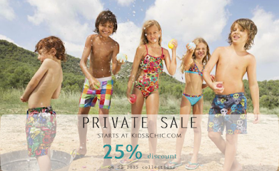 PRIVATE SALE AT KIDS&CHIC.COM