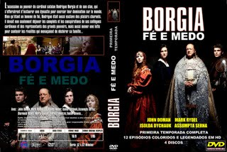 BÓRGIA - FÉ E MEDO - PRIMEIRA TEMPORADA COMPLETA