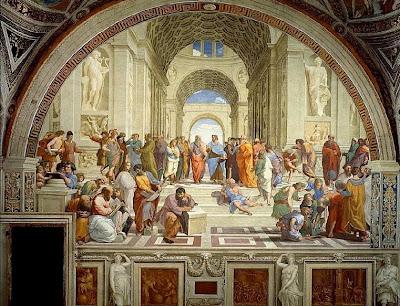 Stanze di Raffaello - La Scuola di Atene