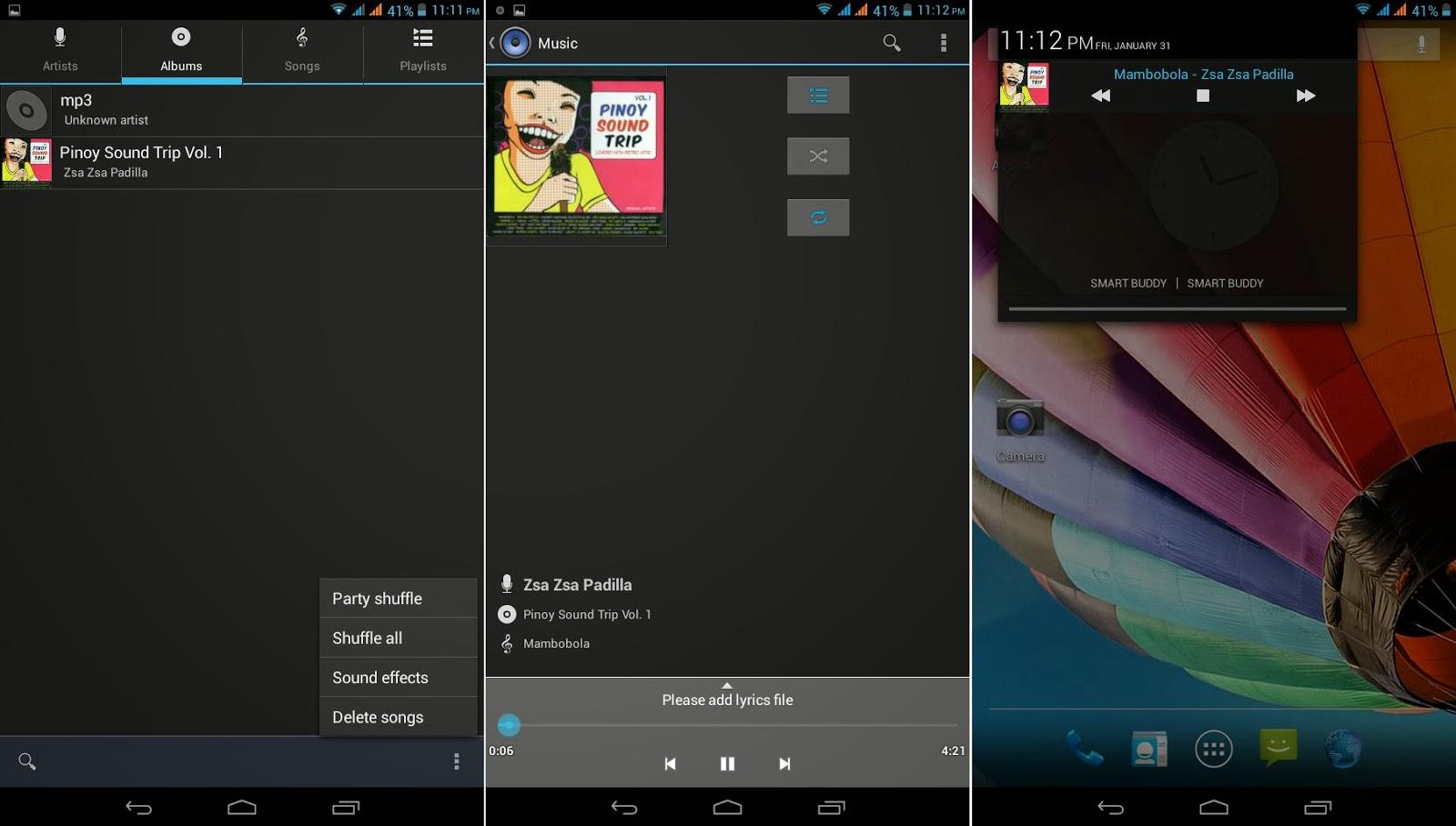 SKK Mobile Cyclops II Music Player