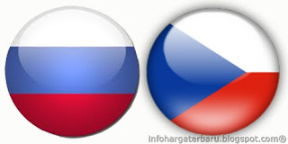 Hasil Skor Akhir Rusia vs Rep. Ceko | Euro 2012 Sabtu 9 Juni