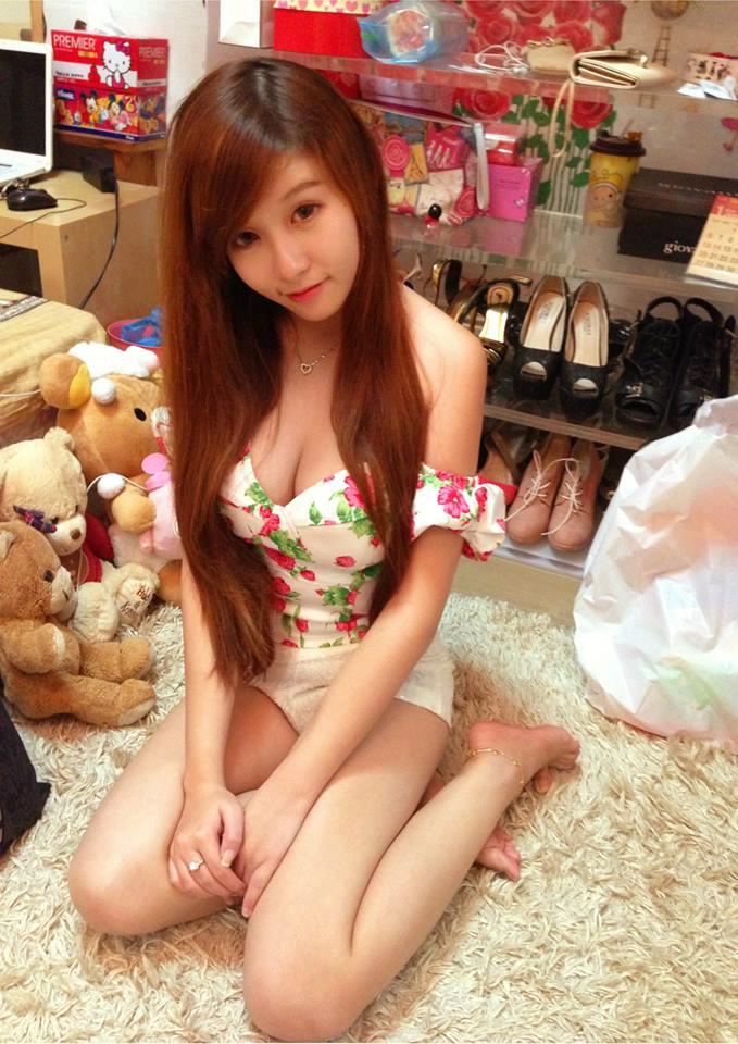 Ảnh gái đẹp HD Hot girl Mi Nhon vú gân 9