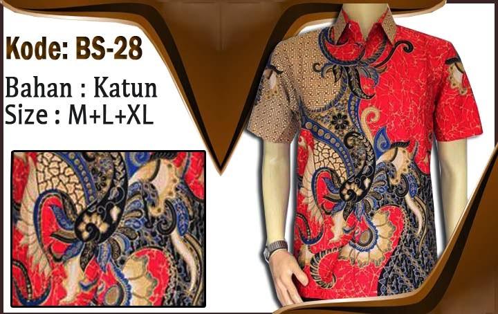 Foto Baju Batik Termahal