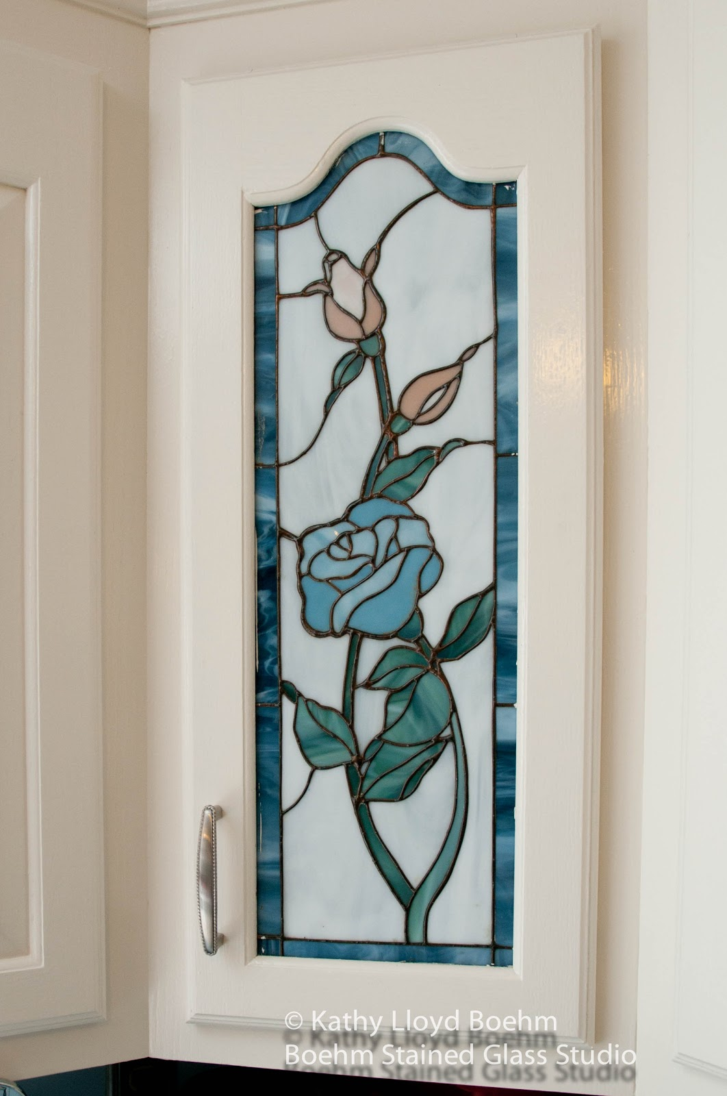 Stained Glass CabiDoor Panels