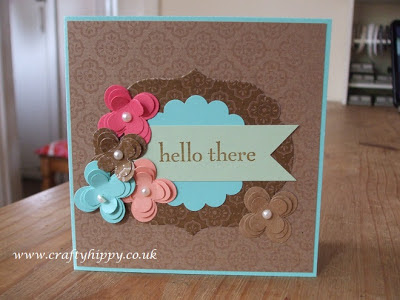 In Color 2013-2015 Stampin' Up!
