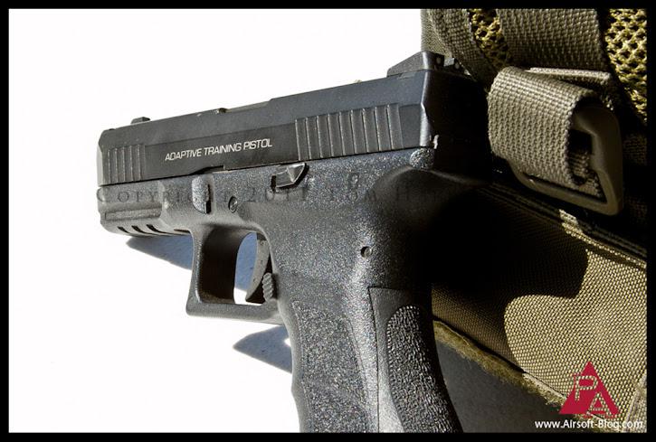 KWA ATP, Adaptive Training Pistol, SC Viper Airsoft MOUT, KWA USA, KWA Pistol, Gas Blowback Pistol, Airsoft Glock Pistol, KWA Glock, Airsoft Guns, Pyramyd Airsoft Blog, Airsoft Blog, Airsoft Obsessed,