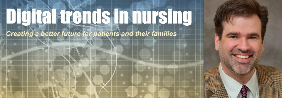 Digital trends in nursing