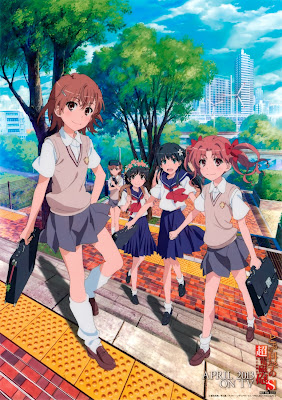 To Aru Kagaku no Railgun S Season 2