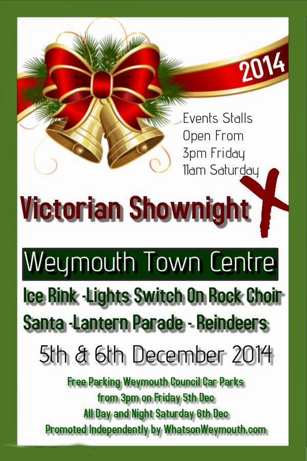 Weymouth 5th 6th Dec