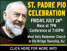 St. Padre Pio Celebration