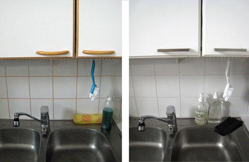Designfriikki Ruman keittiön tuunaus