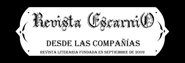 Revista Literaria Escarnio