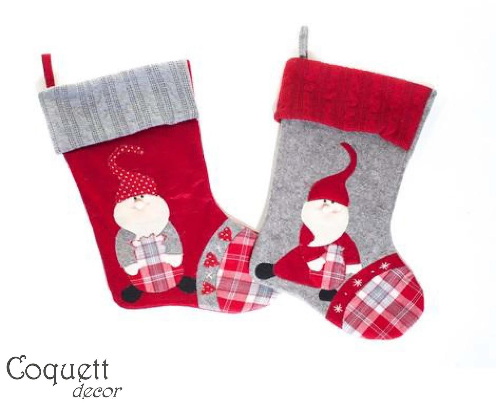 Calcetines de navidad para la chimenea chungcuso3luongyen - Calcetines de navidad personalizados ...