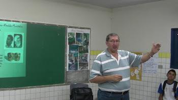 PALESTRAS NA SERRA NEGRA - E.M.J.C.O. - BEZERROS - PE