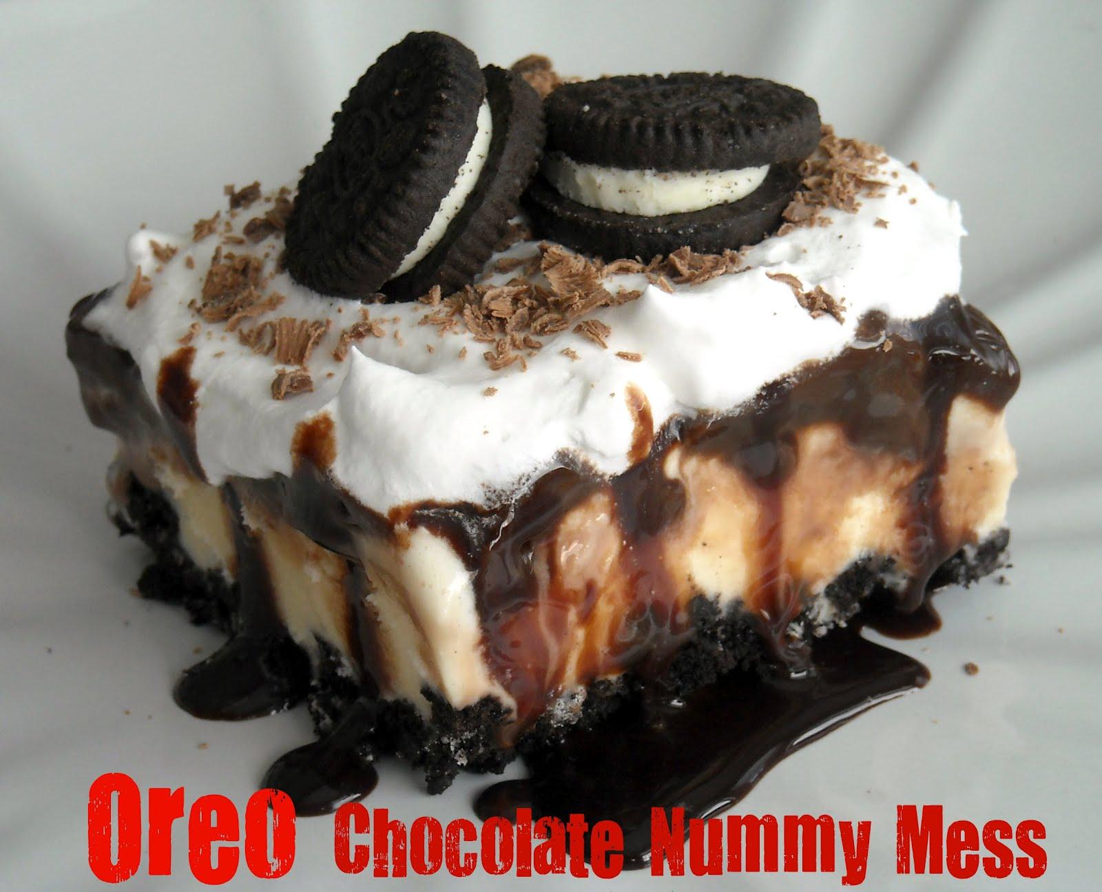 Oreo Chocolate Nummy Mess Recipe Six Sisters Stuff