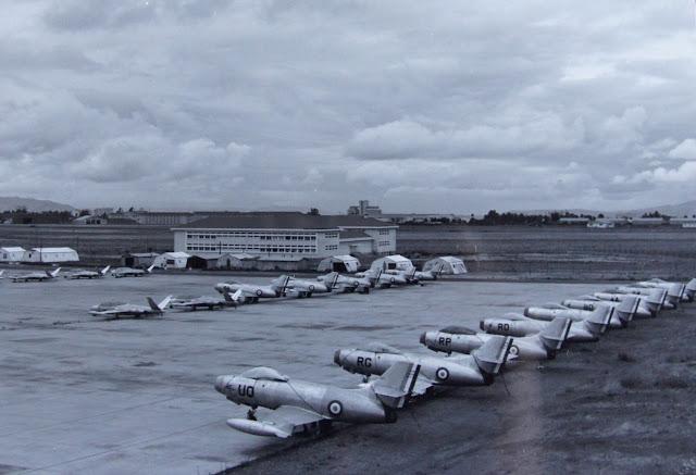 Dassault MD 450B Ouragan