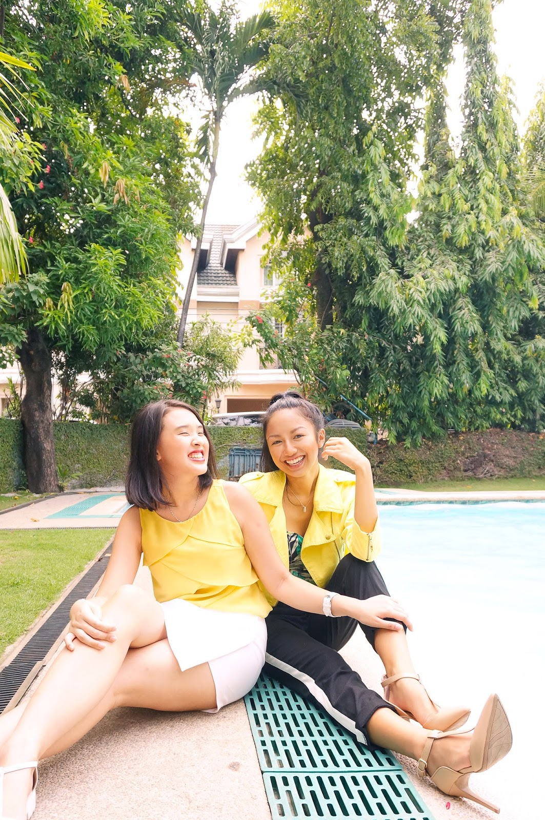Fashion: SPF (Sleek, Playful, Fierce) (3 ways to wear yellow)