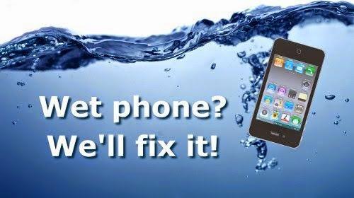 Panduan Mudah Untuk Membaiki Smartphone Yang Terkena Air Basah