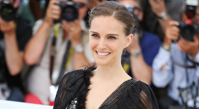 Natalie Portman Shows Major Skin at Cannes
