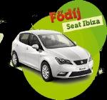 Seat Ibiza nyeremény
