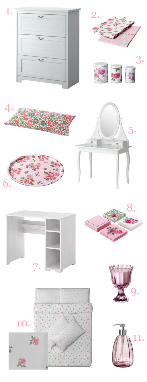 Ikea Aspelund Dressing Table ~   Blog My Ikea Wishlist  The Shop Where My Dreams Come True