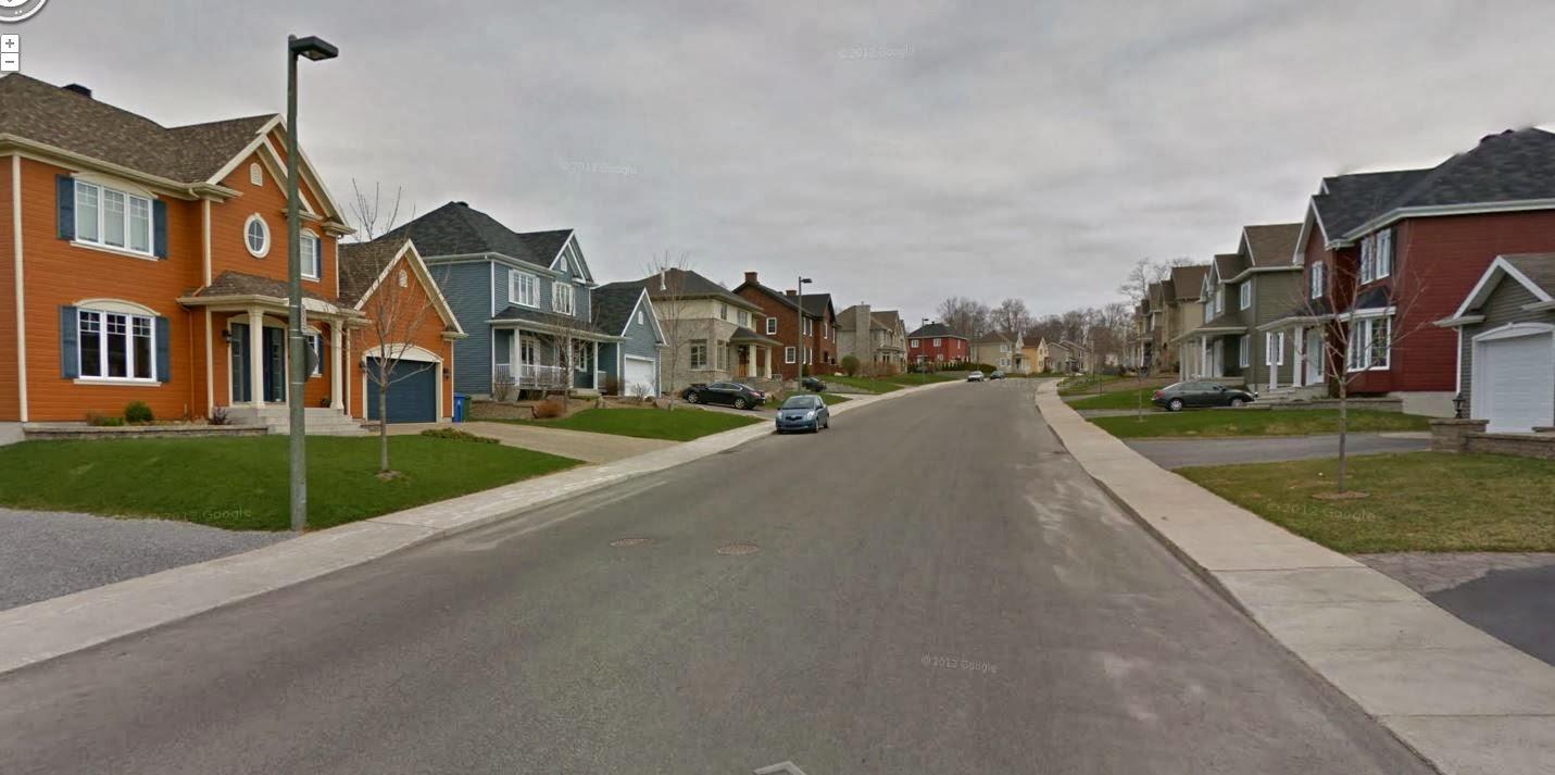 Suburban Neighborhood Street | www.pixshark.com - Images ...