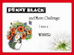 I am winner at Penny Black and more