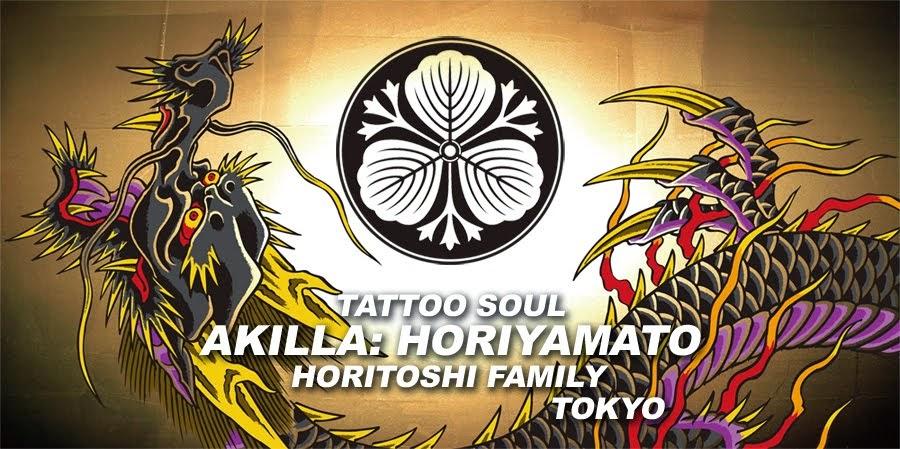 TATTOO SOUL: Akilla/Horiyamato
