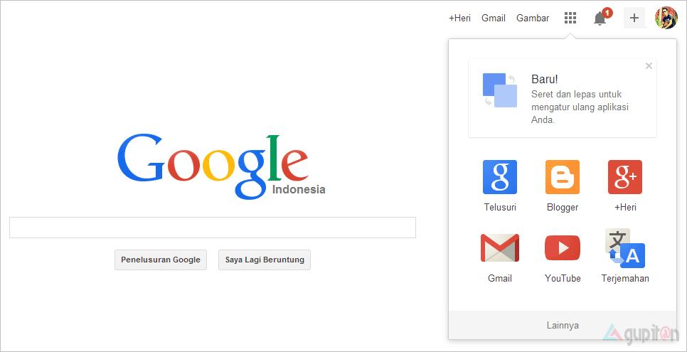 Cara Mengatur dan Menambahkan Widget Aplikasi Google