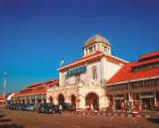 Hotel Murah di Semarang - Stasiun Tawang